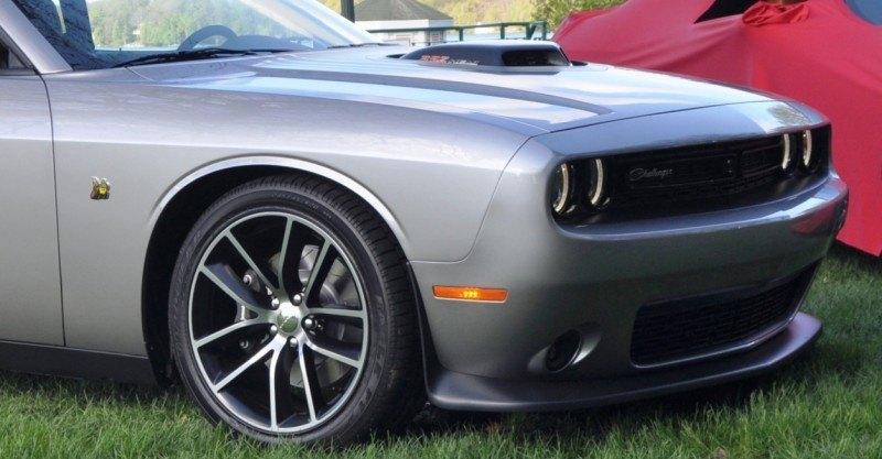 Car-Revs-Daily.com - 2015 Dodge Challenger SRT Hellcat Debut Photos and Video 9