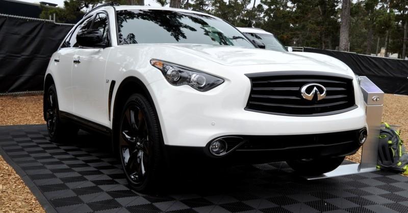 Car-Revs-Daily.com 2015 INFINITI QX70S 22