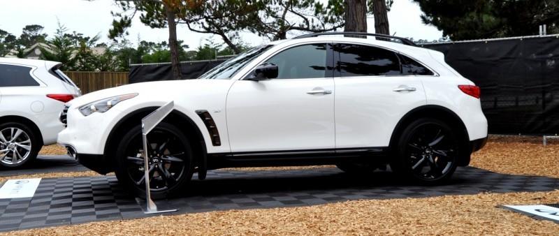 Car-Revs-Daily.com 2015 INFINITI QX70S 46