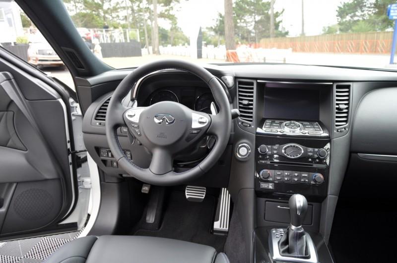 Car-Revs-Daily.com 2015 INFINITI QX70S 7