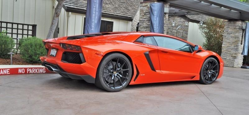 Car-Revs-Daily.com 2015 Lamborghini Aventador Shines Hypercar Halo 17