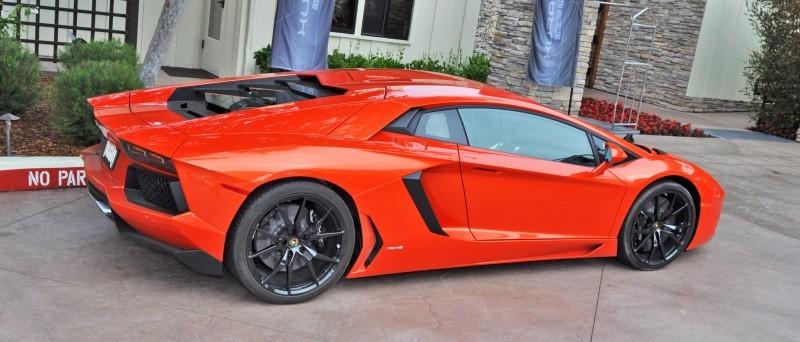 Car-Revs-Daily.com 2015 Lamborghini Aventador Shines Hypercar Halo 36