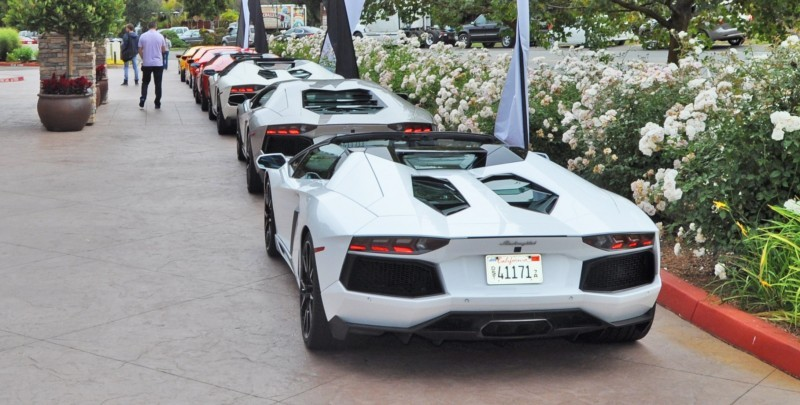 Car-Revs-Daily.com 2015 Lamborghini Aventador Shines Hypercar Halo 72
