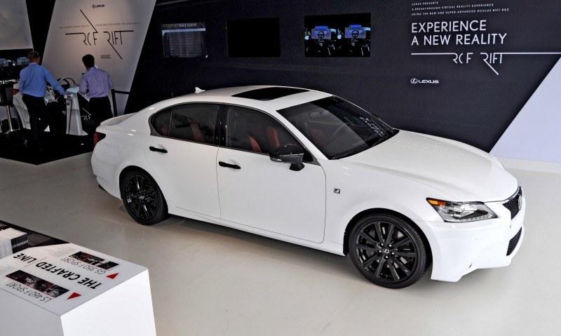 Car-Revs-Daily.com 2015 Lexus GS350 Crafted Line Pebble Beach 18