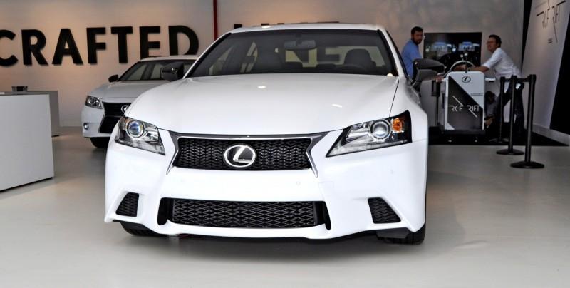 Car-Revs-Daily.com 2015 Lexus GS350 Crafted Line Pebble Beach 6