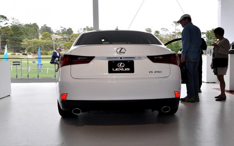 Car-Revs-Daily.com 2015 Lexus IS250 F Sport CRAFTED LINE 16