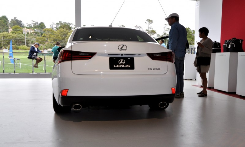 Car-Revs-Daily.com 2015 Lexus IS250 F Sport CRAFTED LINE 17