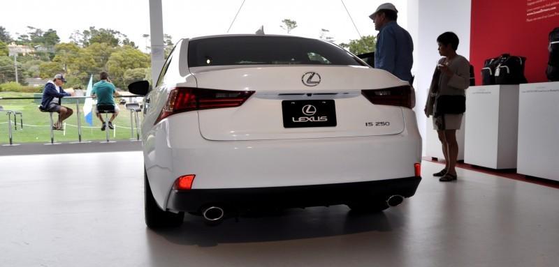 Car-Revs-Daily.com 2015 Lexus IS250 F Sport CRAFTED LINE 18