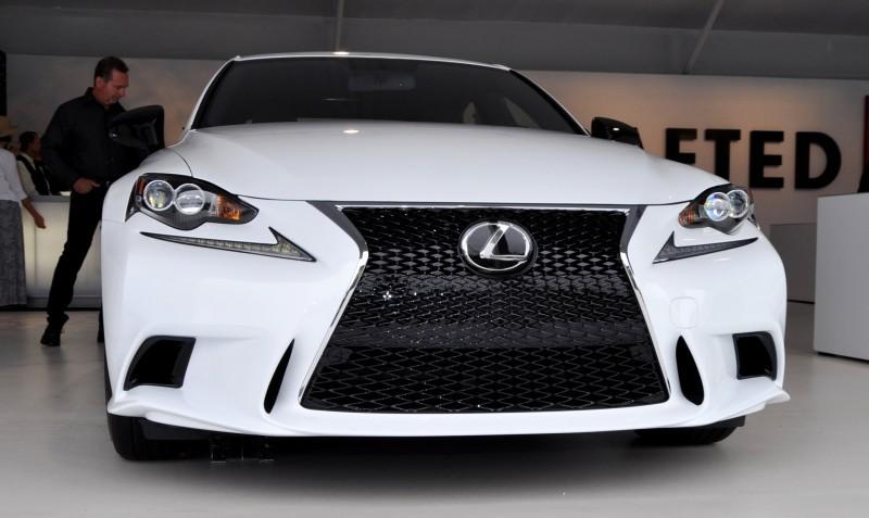 Car-Revs-Daily.com 2015 Lexus IS250 F Sport CRAFTED LINE 2