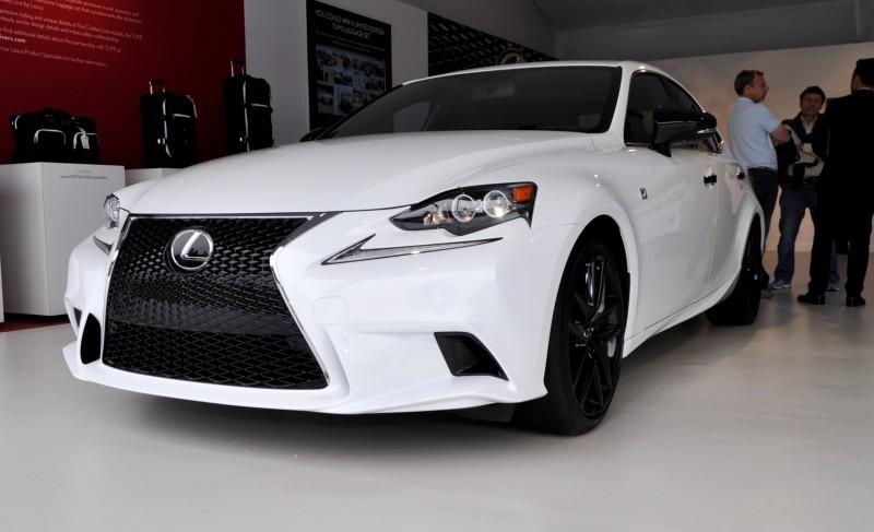 Car-Revs-Daily.com 2015 Lexus IS250 F Sport CRAFTED LINE 8