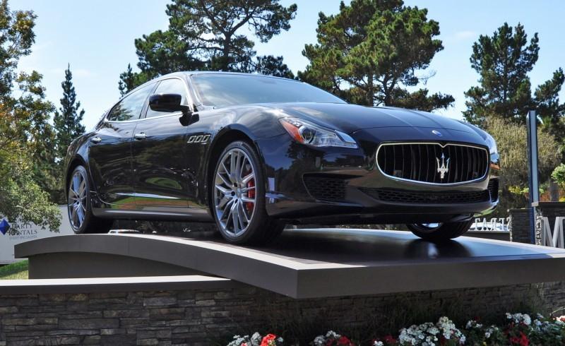 Car-Revs-Daily.com 2015 Maserati Quattroporte 27