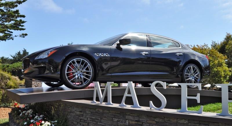 Car-Revs-Daily.com 2015 Maserati Quattroporte 38