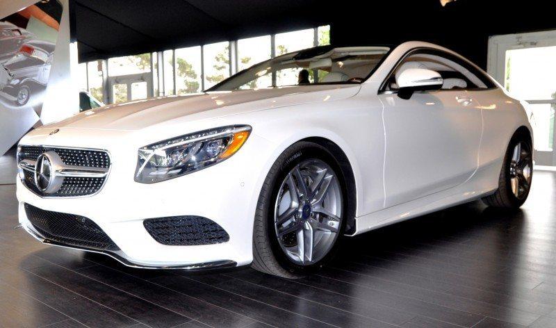Car-Revs-Daily.com 2015 Mercedes-Benz S550 Coupe 11