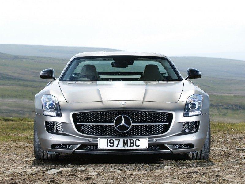 Car-Revs-Daily.com 2015 Mercedes-Benz SLS GT Predictions 24