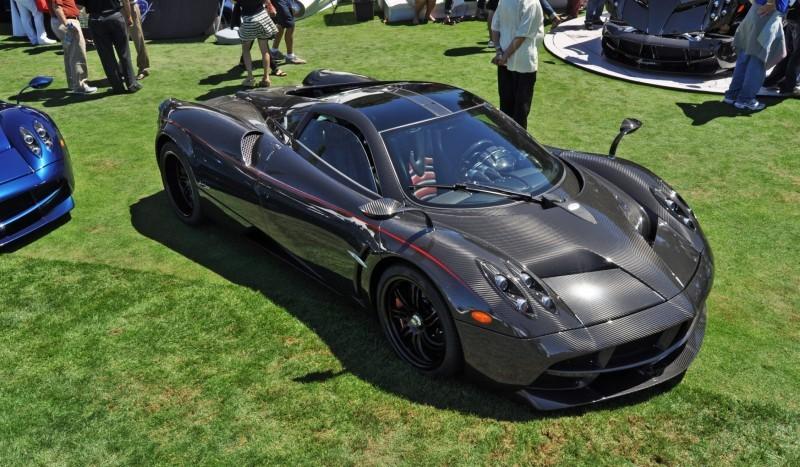 Car-Revs-Daily.com 2015 PAGANI Huayra 1