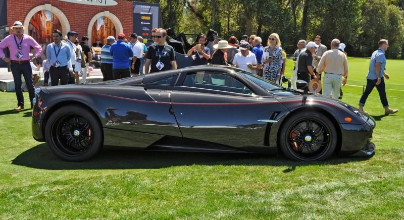 Car-Revs-Daily.com 2015 PAGANI Huayra 7
