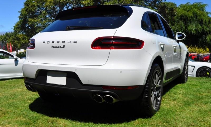 Car-Revs-Daily.com 2015 Porsche Macan S 69