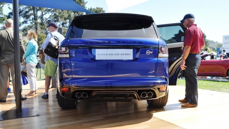 Car-Revs-Daily.com 2015 Range Rover Sport SVR 13
