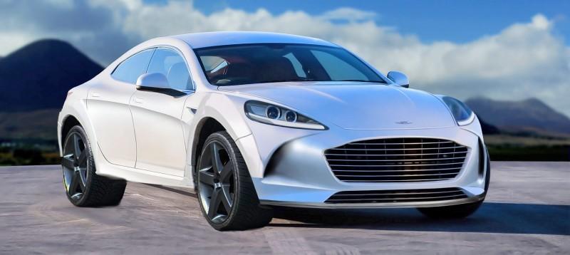 Car-Revs-Daily.com 2017 Aston Martin ELV8 by Tom Burkart and Lutz Valdeig 4