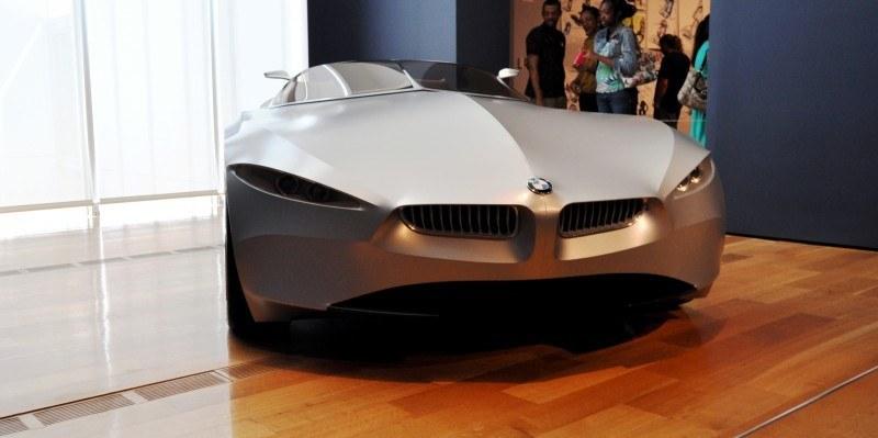 Car-Revs-Daily.com Atlanta Dream Cars - 2001 BMW GINA Full-Size Model 1