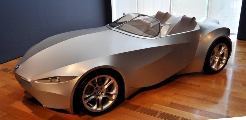 Car-Revs-Daily.com Atlanta Dream Cars - 2001 BMW GINA Full-Size Model 15
