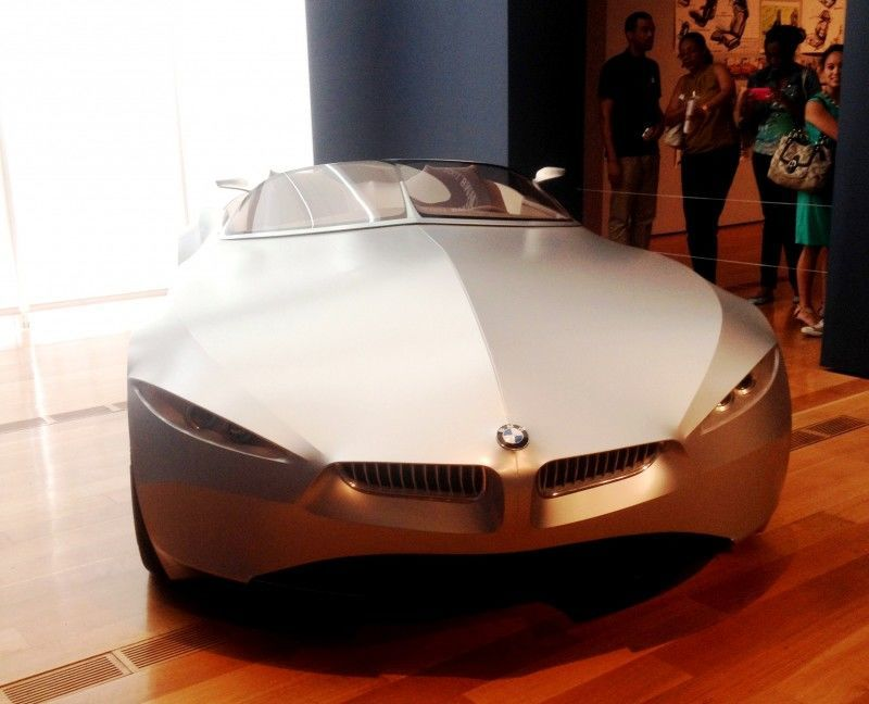 Car-Revs-Daily.com Atlanta Dream Cars - 2001 BMW GINA Full-Size Model 29