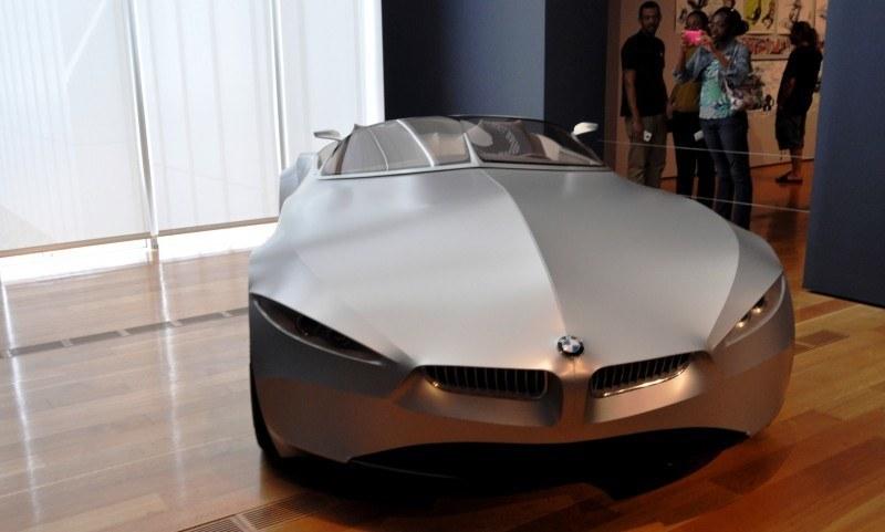 Car-Revs-Daily.com Atlanta Dream Cars - 2001 BMW GINA Full-Size Model 4