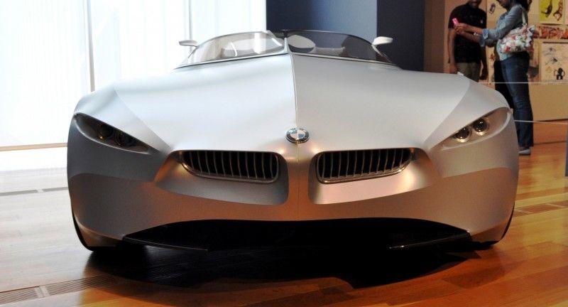 Car-Revs-Daily.com Atlanta Dream Cars - 2001 BMW GINA Full-Size Model 5