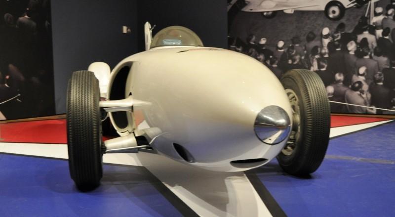 Car-Revs-Daily.com Atlanta Dream Cars Showcase - 1953 Firebird I XP-21 By General Motors 8