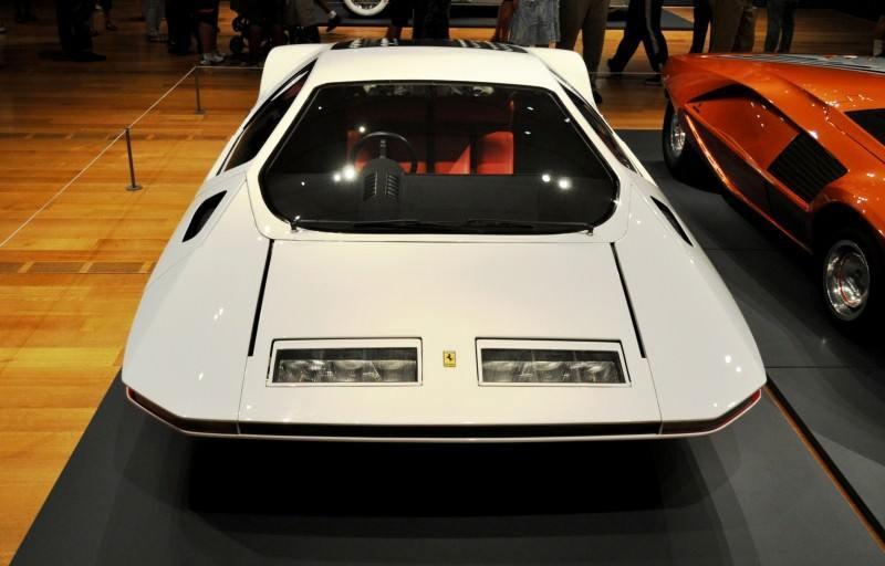 Car-Revs-Daily.com Atlanta Dream Cars Showcase - 1970 Ferrari 512 S Modulo by Pininfarina 21
