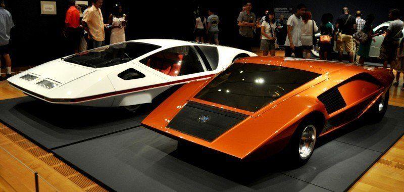 Car-Revs-Daily.com Atlanta Dream Cars Showcase - 1970 Ferrari 512 S Modulo by Pininfarina 45