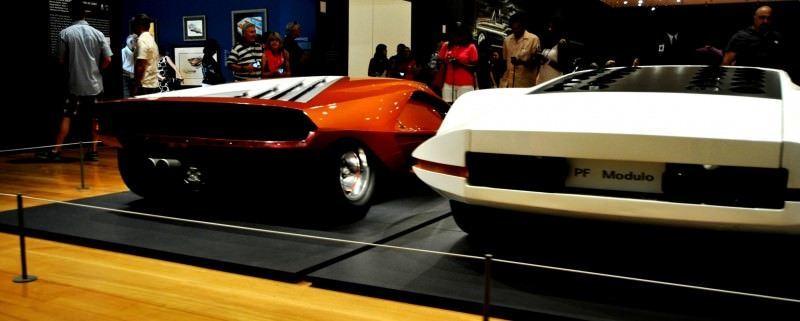 Car-Revs-Daily.com Atlanta Dream Cars Showcase - 1970 Ferrari 512 S Modulo by Pininfarina 6