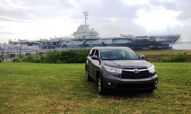 Car-Revs-Daily.com Best of Awards - 2014 Toyota Highlander XLE V6 34