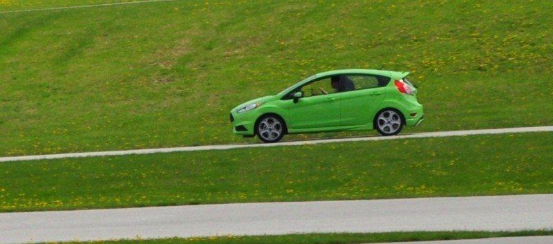 Car-Revs-Daily.com Best of Awards - Autocross Pocket Rocket - 2014 Ford Fiesta ST 16