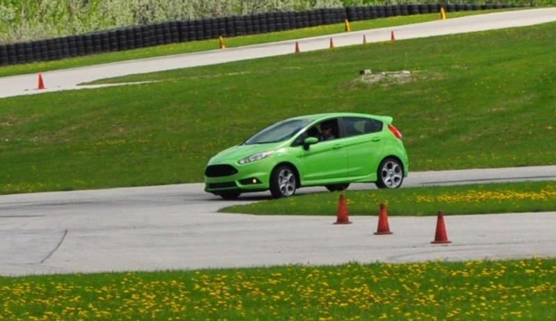 Car-Revs-Daily.com Best of Awards - Autocross Pocket Rocket - 2014 Ford Fiesta ST 19