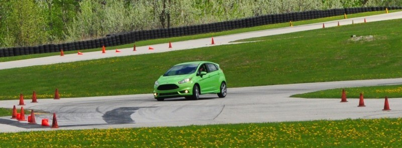 Car-Revs-Daily.com Best of Awards - Autocross Pocket Rocket - 2014 Ford Fiesta ST 20