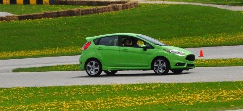Car-Revs-Daily.com Best of Awards - Autocross Pocket Rocket - 2014 Ford Fiesta ST 24