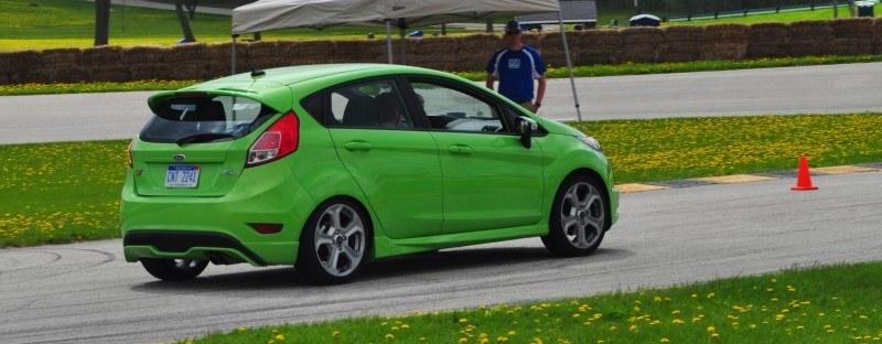 Car-Revs-Daily.com Best of Awards - Autocross Pocket Rocket - 2014 Ford Fiesta ST 29
