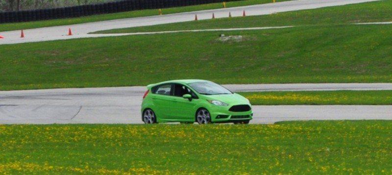 Car-Revs-Daily.com Best of Awards - Autocross Pocket Rocket - 2014 Ford Fiesta ST 5