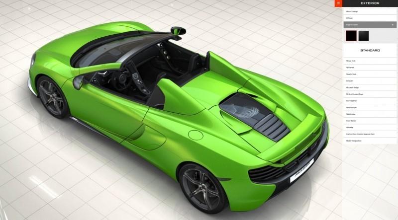 Car-Revs-Daily.com Builds a McLaren 650S Spider 45