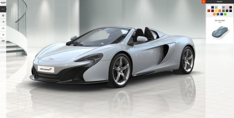 Car-Revs-Daily.com Builds a McLaren 650S Spider 9