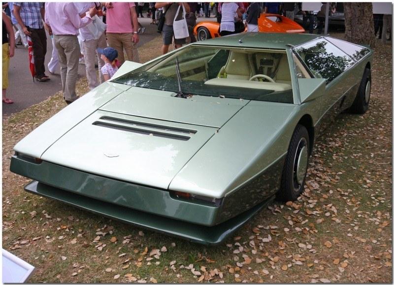 Car-Revs-Daily.com Concept Flashback - 1979 Aston Martin Bulldog vs 2014 Aston Martin DP-100 Vision GranTurismo 11