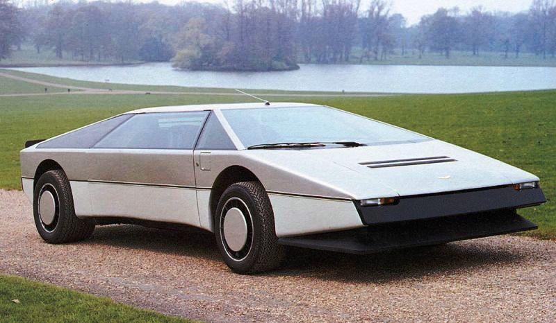 Car-Revs-Daily.com Concept Flashback - 1979 Aston Martin Bulldog vs 2014 Aston Martin DP-100 Vision GranTurismo 42