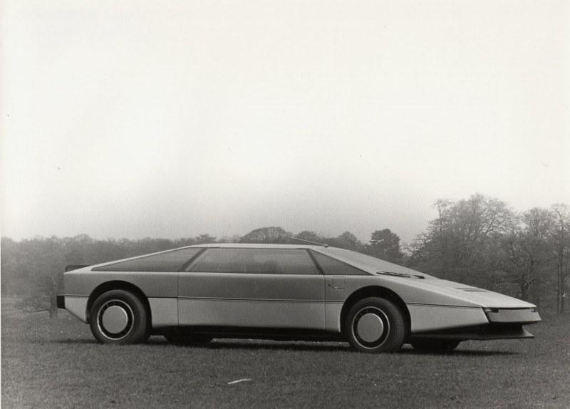 Car-Revs-Daily.com Concept Flashback - 1979 Aston Martin Bulldog vs 2014 Aston Martin DP-100 Vision GranTurismo 6