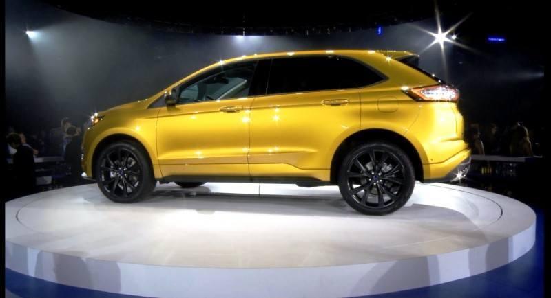 Car-Revs-Daily.com EXTERIOR GALLERY 2015 Ford Edge 14