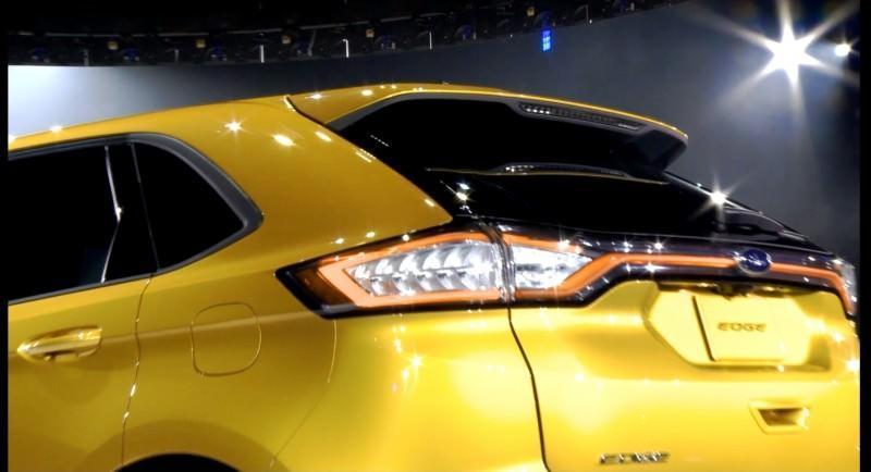 Car-Revs-Daily.com EXTERIOR GALLERY 2015 Ford Edge 20