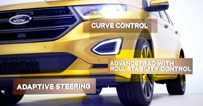 Car-Revs-Daily.com EXTERIOR GALLERY 2015 Ford Edge 39