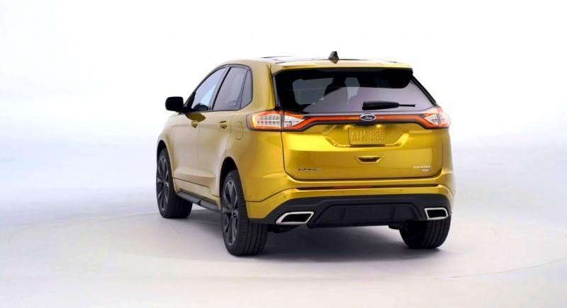 Car-Revs-Daily.com EXTERIOR GALLERY 2015 Ford Edge 49