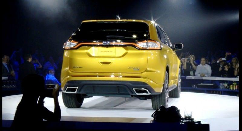 Car-Revs-Daily.com EXTERIOR GALLERY 2015 Ford Edge 6