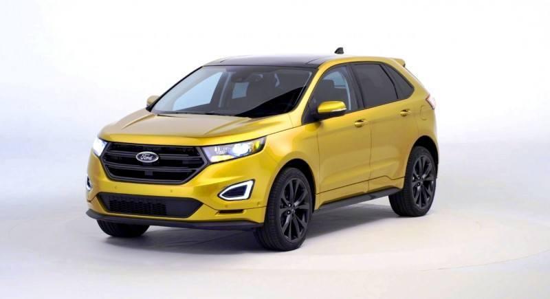 Car-Revs-Daily.com EXTERIOR GALLERY 2015 Ford Edge 61